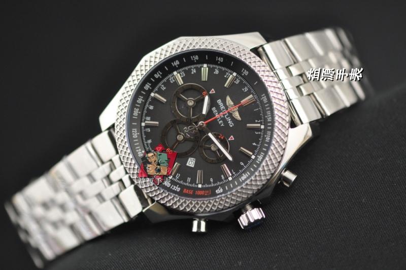 Breitling Watch 00898 Men's All-steel Wristwatches