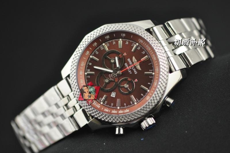 Breitling Watch 00902 Men's All-steel Wristwatches
