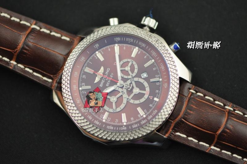 Breitling Watch 00906 Men's All-steel Wristwatches