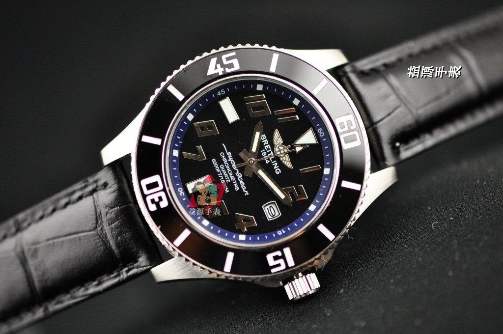 Breitling Watch 00914 Men's All-steel Wristwatches