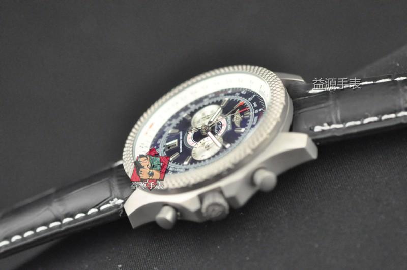 Breitling Watch 00929 Men's All-steel Wristwatches