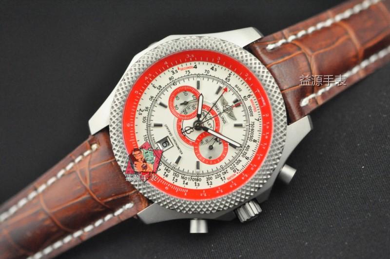 Breitling Watch 00936 Men's All-steel Wristwatches