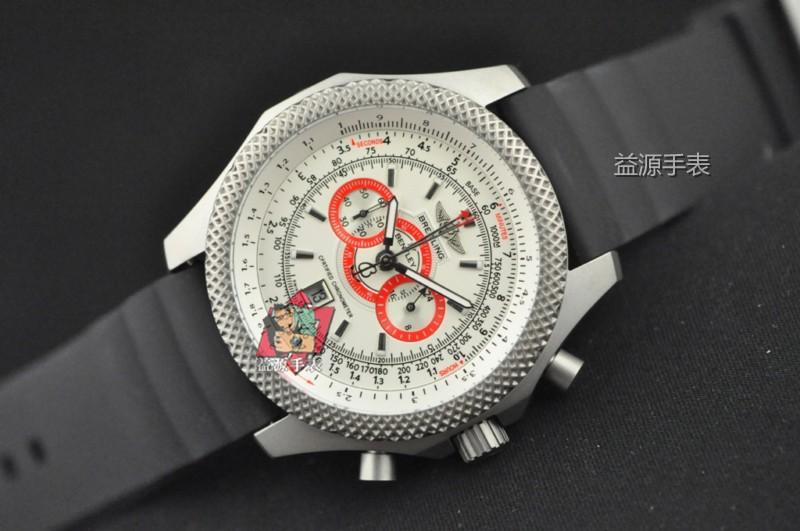 Breitling Watch 00938 Men's All-steel Wristwatches