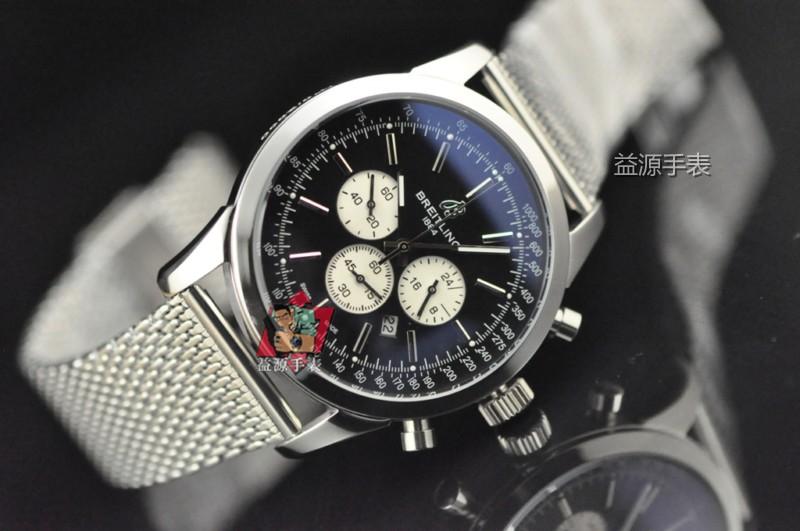 Breitling Watch 00941 Men's All-steel Wristwatches