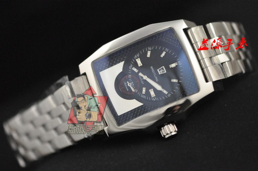 Breitling Watch 00953 Men's All-steel Wristwatches