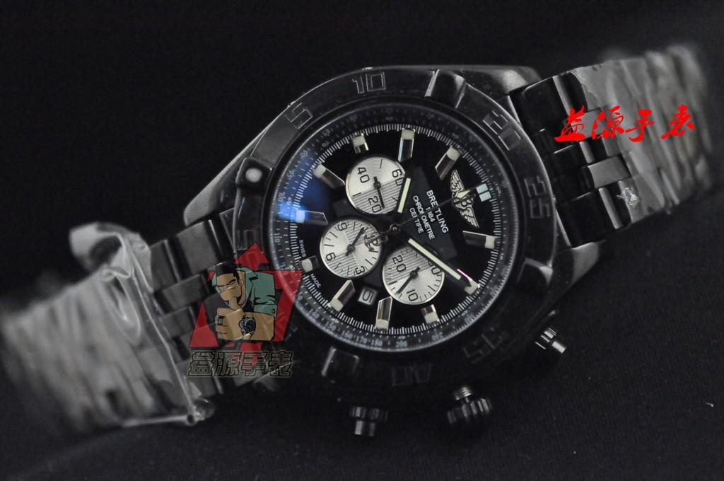 Breitling Watch 00957 Men's All-steel Wristwatches