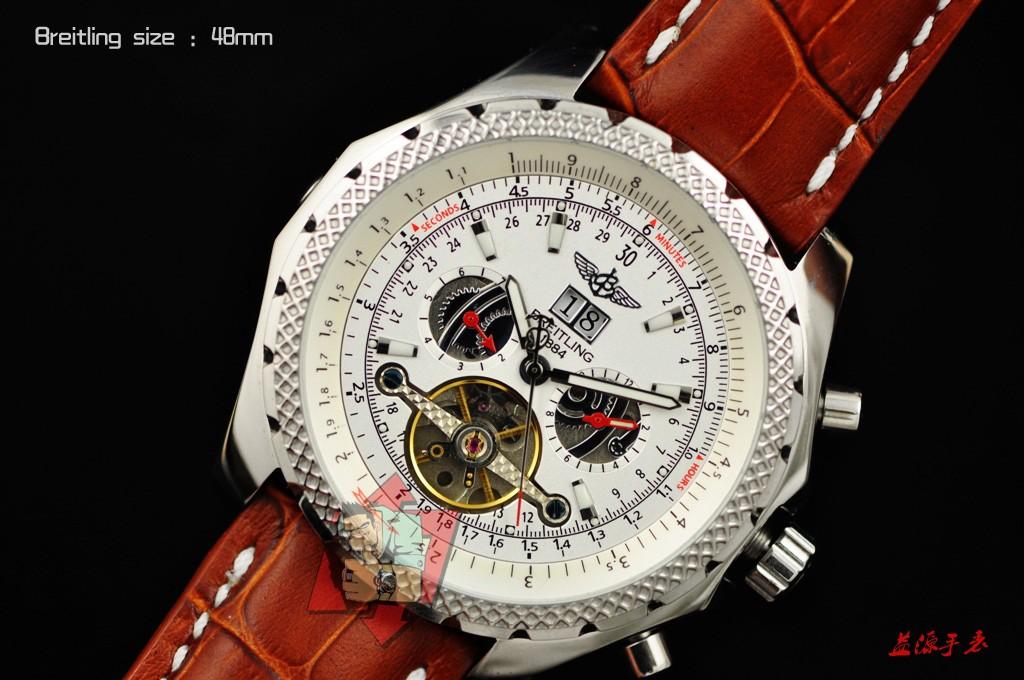Breitling Watch 00996 Men's All-steel Wristwatches