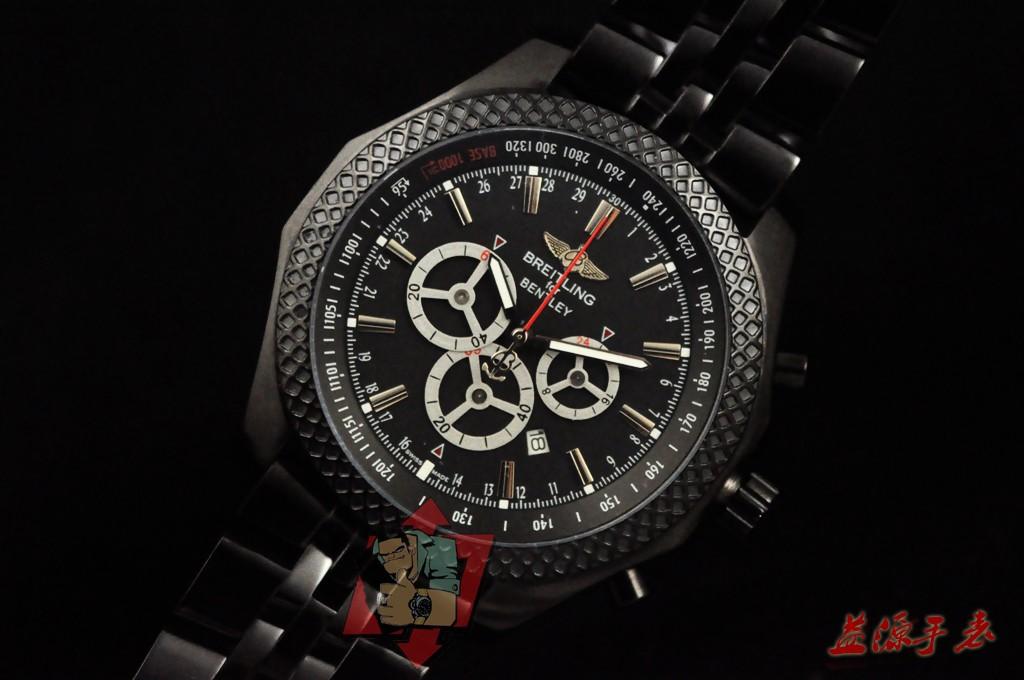 Breitling Watch 01113 Men's All-steel Wristwatches