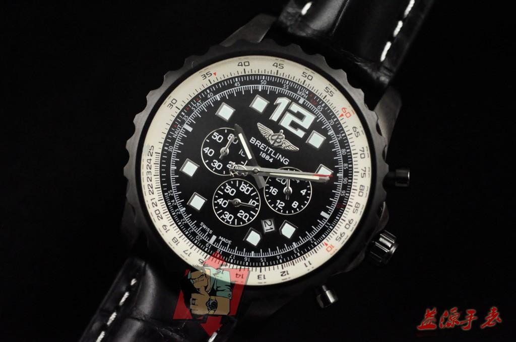 Breitling Watch 01138 Men's All-steel Wristwatches
