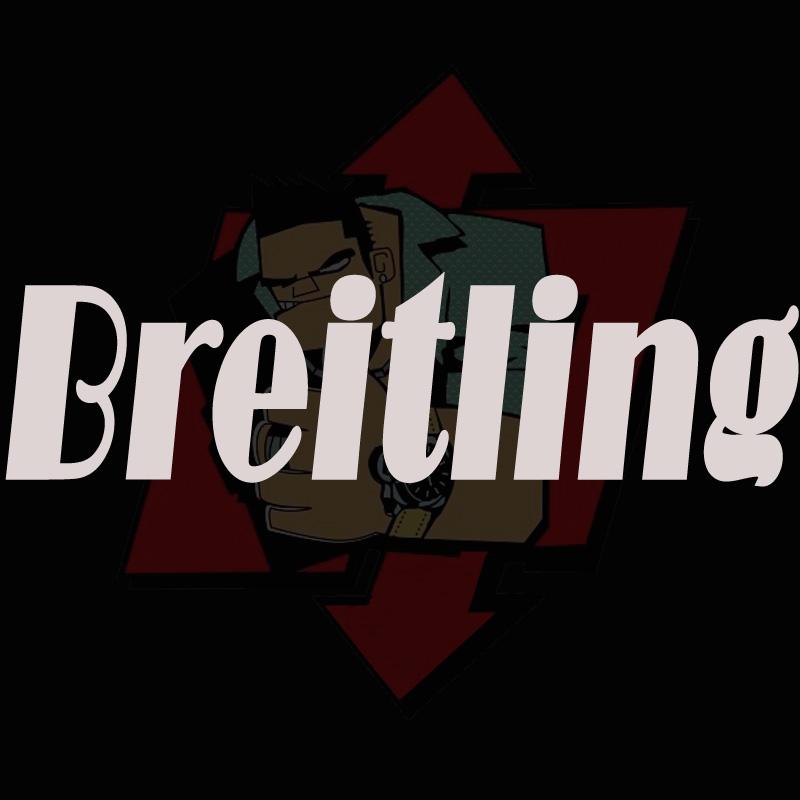 Breitling Watch 01142 Men's All-steel Wristwatches