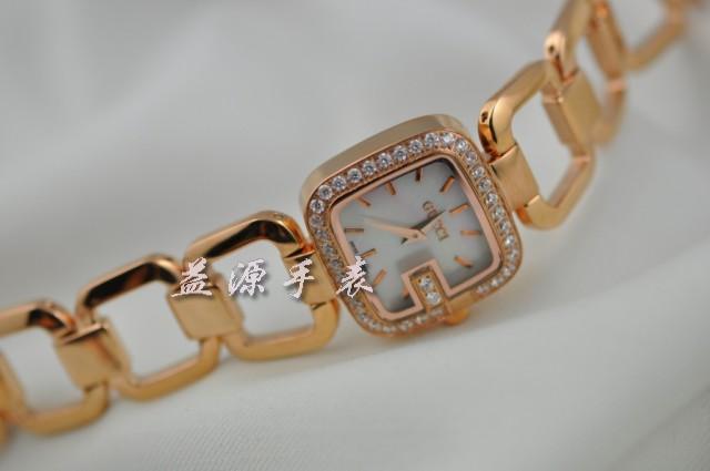 GUCCI Watch 01201 Men's All-steel Wristwatches