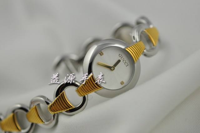 GUCCI Watch 01202 Men's All-steel Wristwatches
