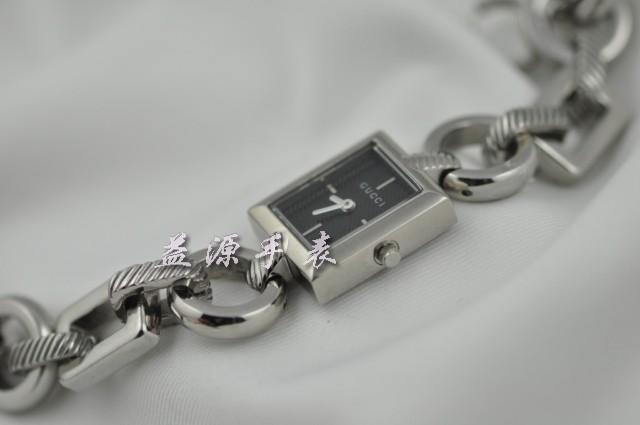 GUCCI Watch 01203 Men's All-steel Wristwatches