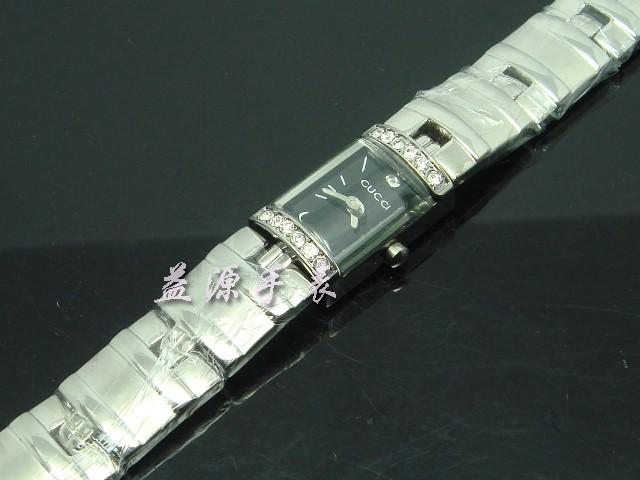 GUCCI Watch 01207 Men's All-steel Wristwatches