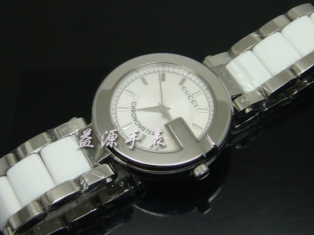 GUCCI Watch 01208 Men's All-steel Wristwatches