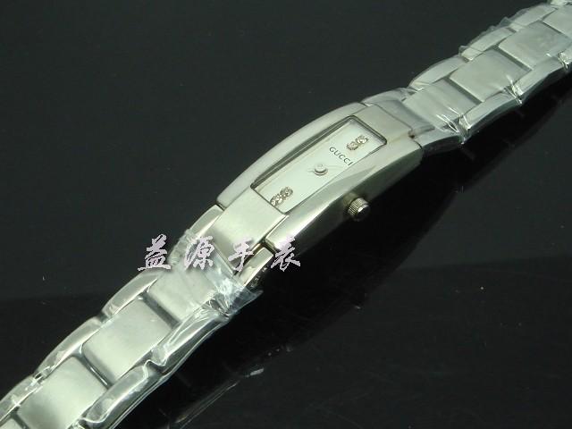 GUCCI Watch 01209 Men's All-steel Wristwatches