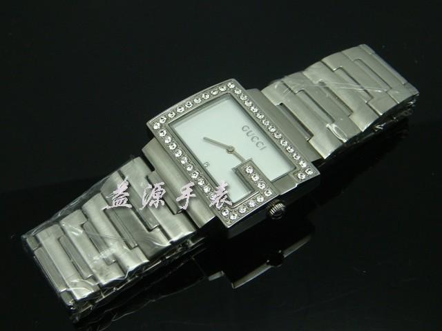 GUCCI Watch 01218 Men's All-steel Wristwatches