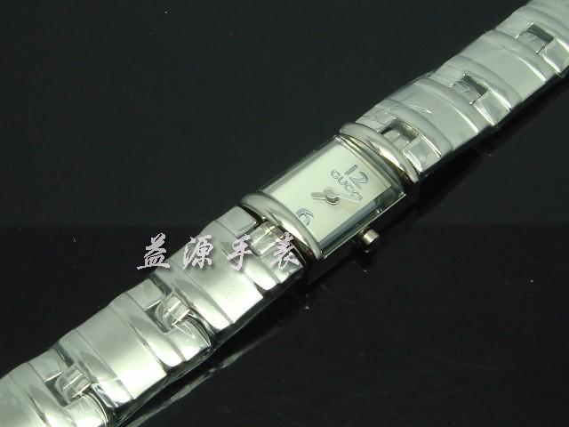 GUCCI Watch 01220 Men's All-steel Wristwatches