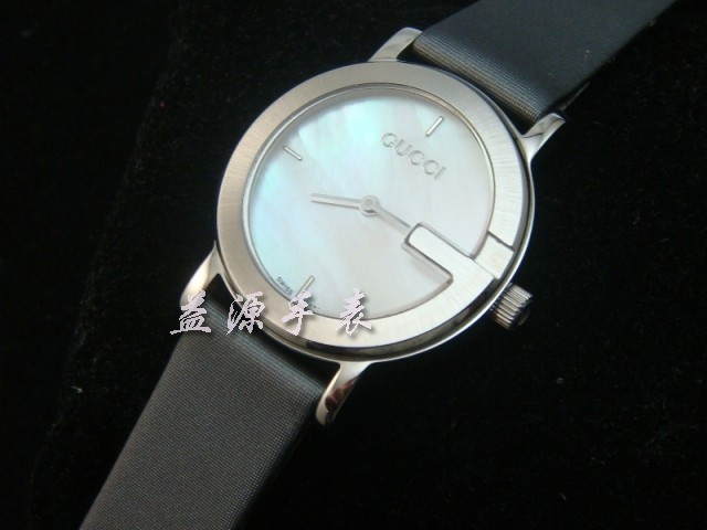 GUCCI Watch 01223 Men's All-steel Wristwatches