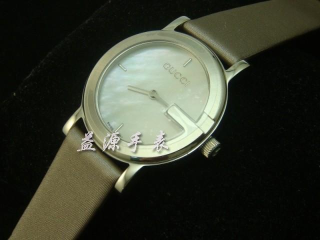 GUCCI Watch 01224 Men's All-steel Wristwatches