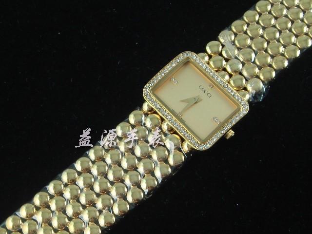 GUCCI Watch 01225 Men's All-steel Wristwatches