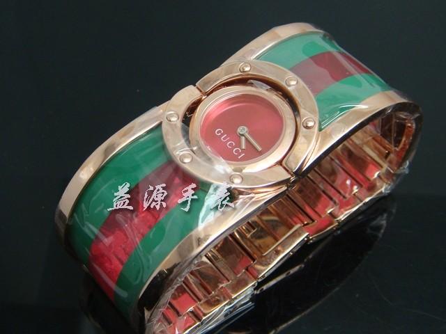 GUCCI Watch 01226 Men's All-steel Wristwatches