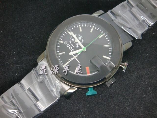 GUCCI Watch 01227 Men's All-steel Wristwatches