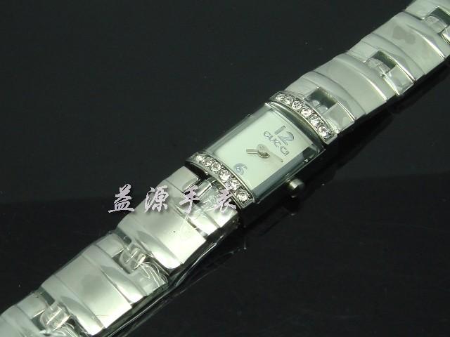 GUCCI Watch 01230 Men's All-steel Wristwatches