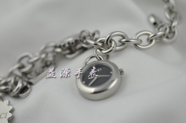GUCCI Watch 01232 Men's All-steel Wristwatches