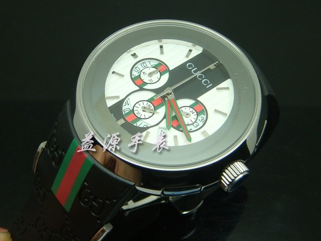 GUCCI Watch 01236 Men's All-steel Wristwatches