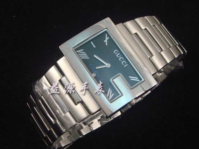 GUCCI Watch 01239 Men's All-steel Wristwatches