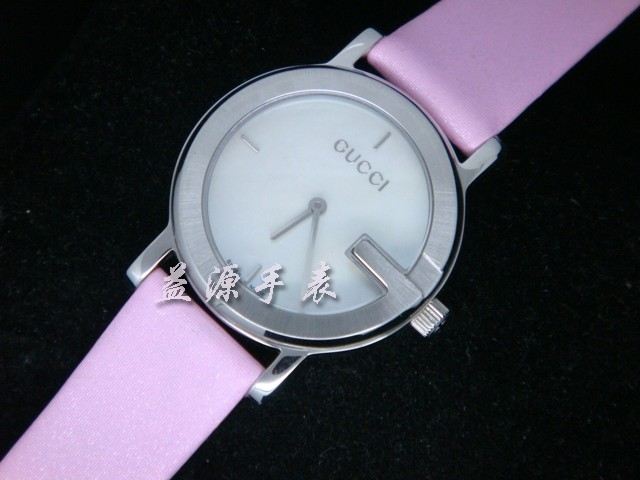 GUCCI Watch 01241 Men's All-steel Wristwatches