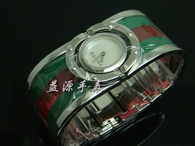GUCCI Watch 01242 Men's All-steel Wristwatches
