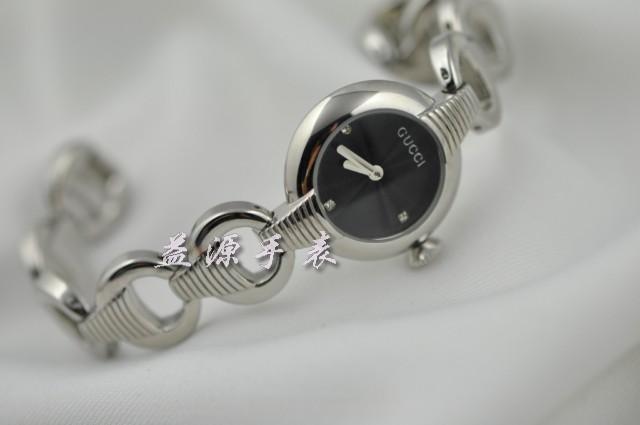 GUCCI Watch 01244 Men's All-steel Wristwatches