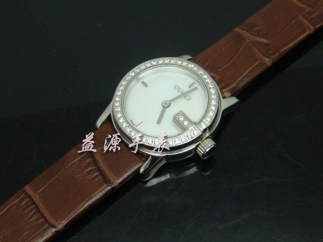 GUCCI Watch 01257 Men's All-steel Wristwatches