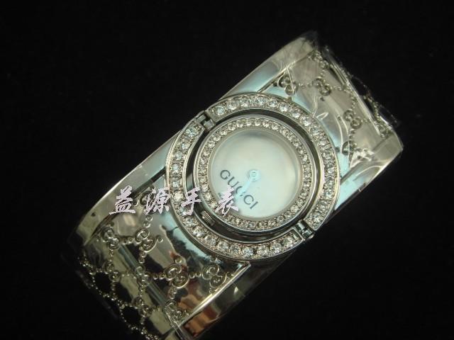 GUCCI Watch 01259 Men's All-steel Wristwatches