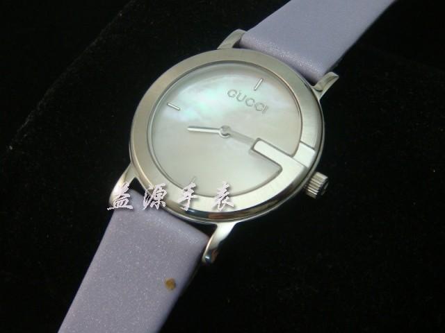 GUCCI Watch 01264 Men's All-steel Wristwatches