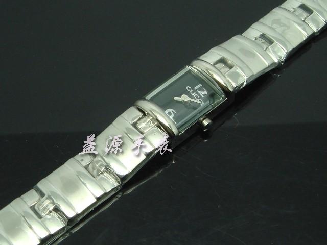 GUCCI Watch 01277 Men's All-steel Wristwatches