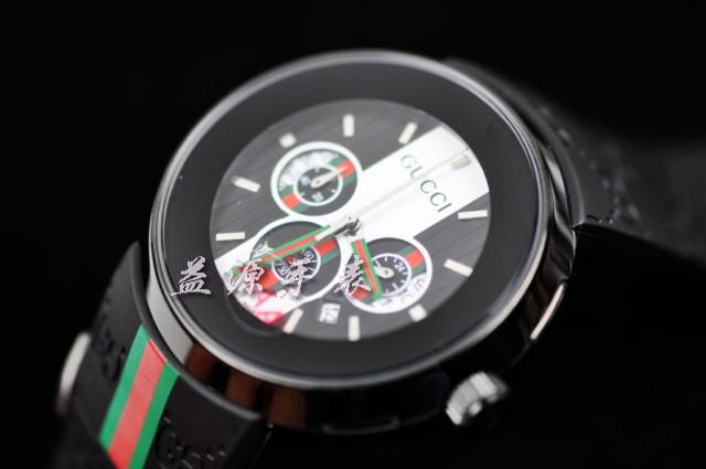 GUCCI Watch 01279 Men's All-steel Wristwatches