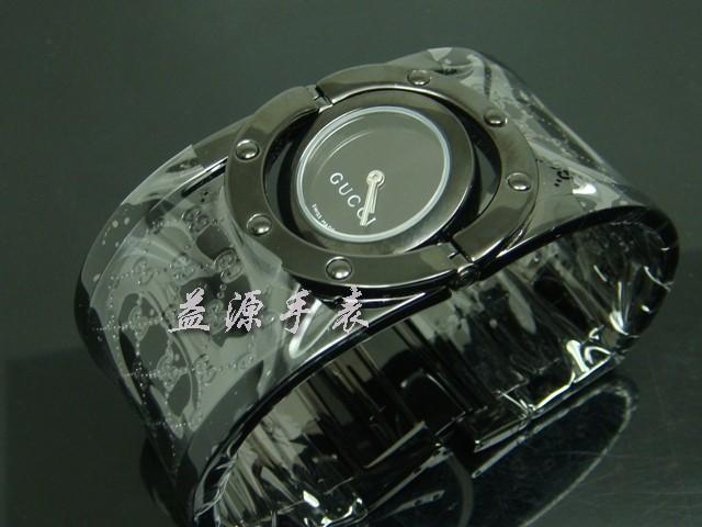 GUCCI Watch 01282 Men's All-steel Wristwatches