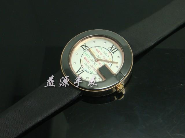 GUCCI Watch 01290 Men's All-steel Wristwatches