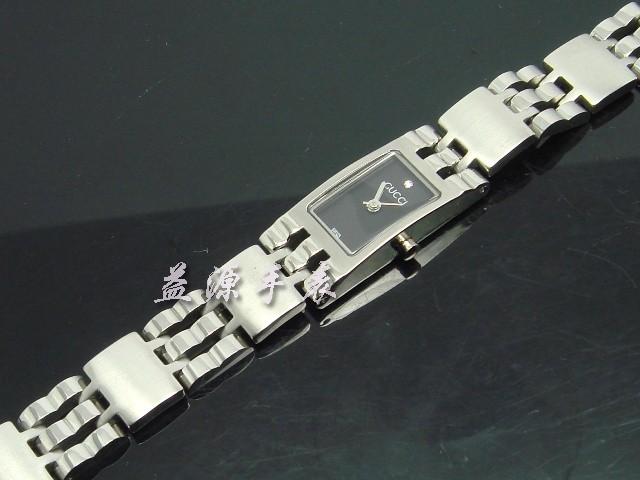 GUCCI Watch 01292 Men's All-steel Wristwatches