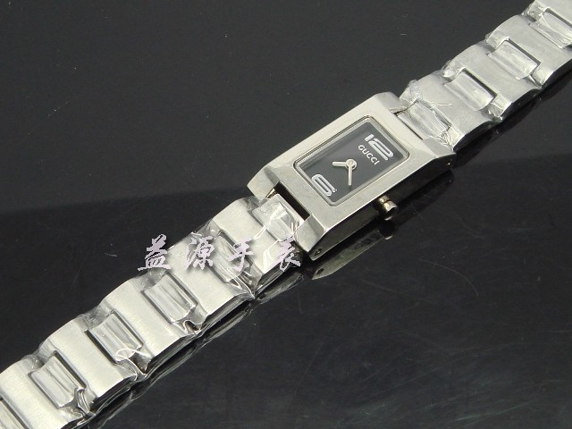 GUCCI Watch 01298 Men's All-steel Wristwatches