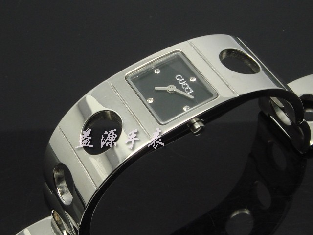 GUCCI Watch 01300 Men's All-steel Wristwatches