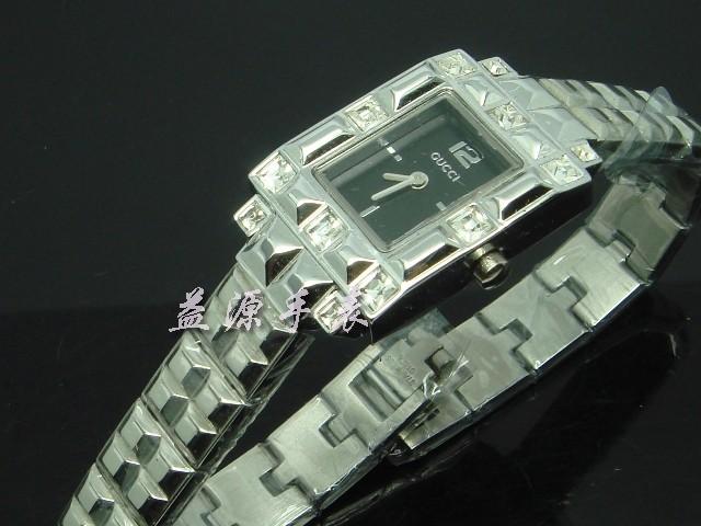 GUCCI Watch 01304 Men's All-steel Wristwatches