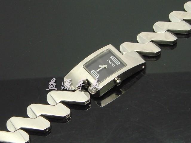 GUCCI Watch 01312 Men's All-steel Wristwatches