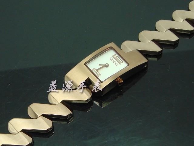 GUCCI Watch 01314 Men's All-steel Wristwatches