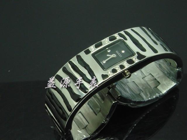GUCCI Watch 01316 Men's All-steel Wristwatches