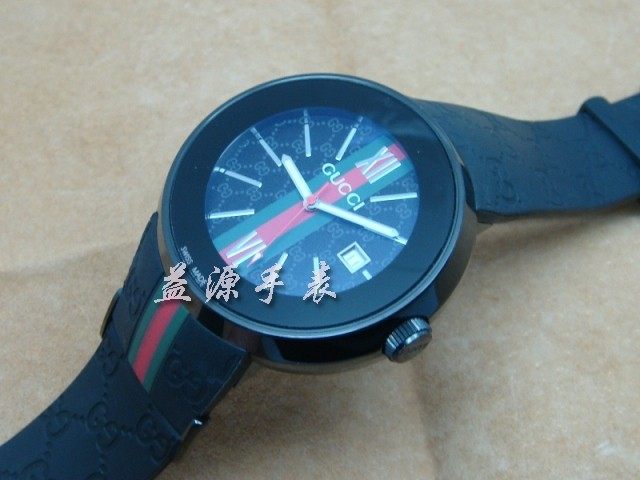 GUCCI Watch 01319 Men's All-steel Wristwatches