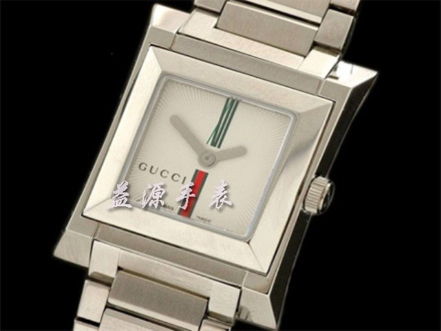 GUCCI Watch 01343 Men's All-steel Wristwatches